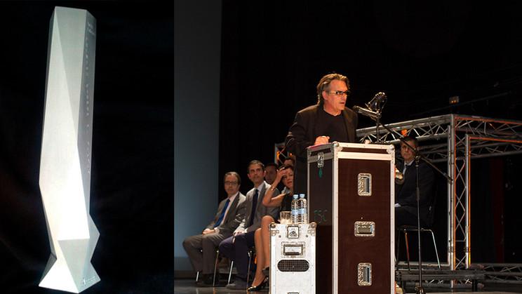 Entrega del premio Ciudad de Alcalá de artes visuales 2015