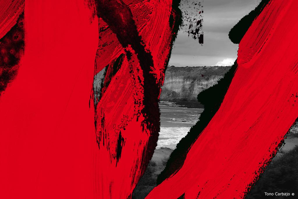 Negro y rojo sobre Ifitry.