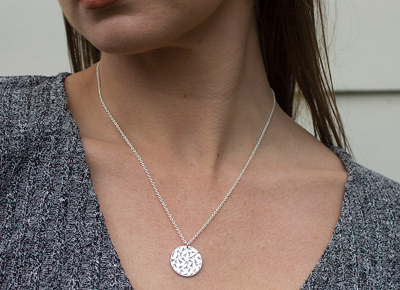 Walking in Circles Necklace