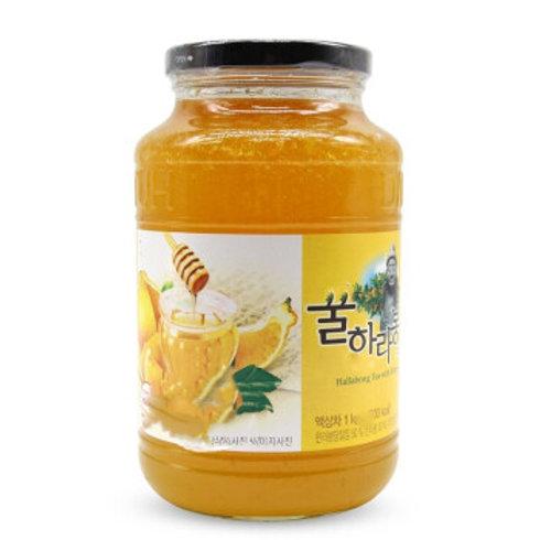 韩国柑橘茶1000g