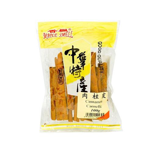 香枫肉桂皮100G