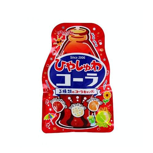 日本汽水糖(可乐味)