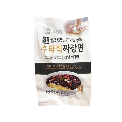 韩国炸酱面640g