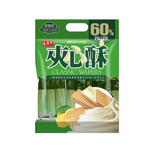 盛香珍柠檬味夹心酥400G