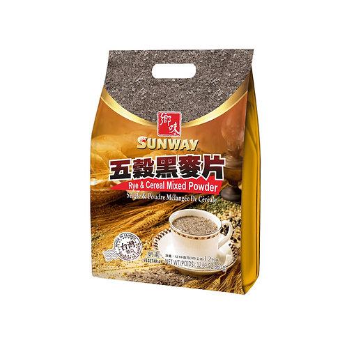 乡味五谷黑麦片12*30g
