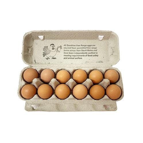 大黄鸡蛋12pcs