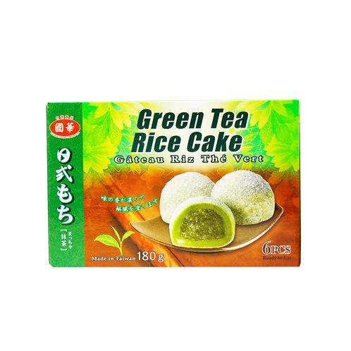 国华绿茶味麻薯210G