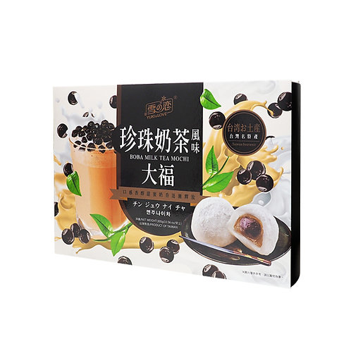 雪之恋珍珠奶茶风味大福180G