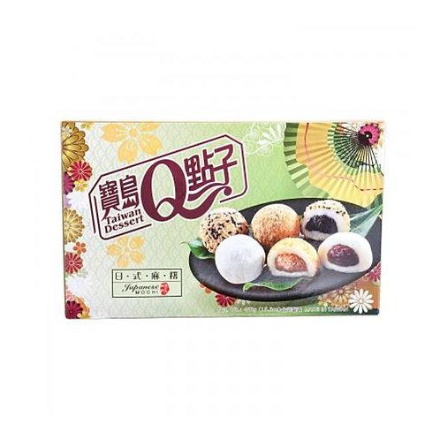 宝岛Q点子日式麻薯450G
