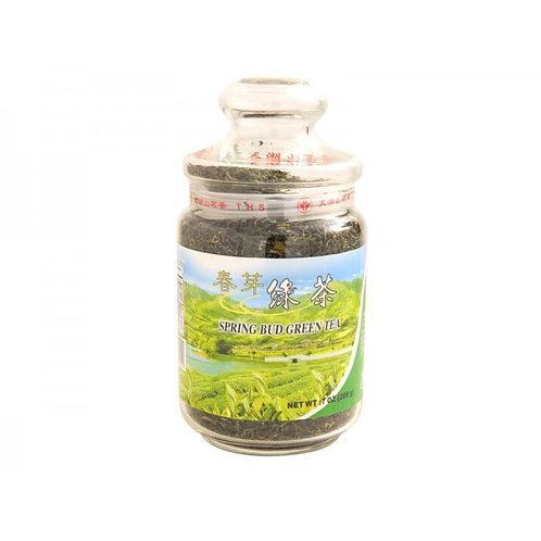 天湖山春芽绿茶200g