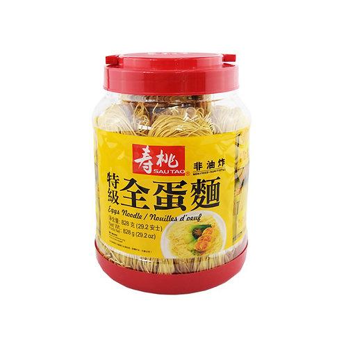 寿桃非油炸面系列/全蛋、瑶柱、虾子882g