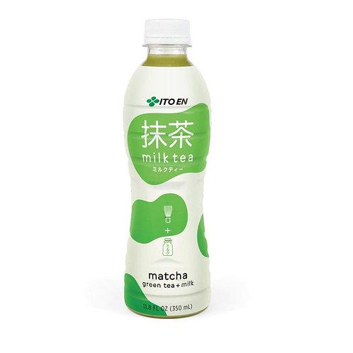"""lto En Milk Tea Matcha""350ml"