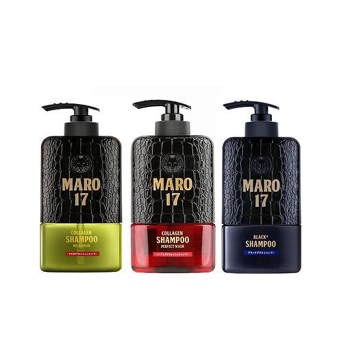 Maro17魔隆 男士无硅油洗发水系列