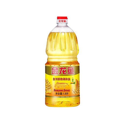 金龙鱼食用植物调和油1.8L