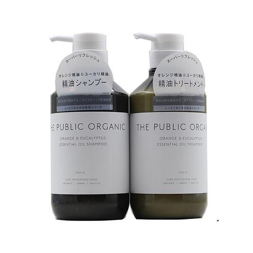ThePublicOrganic洗发水护发素