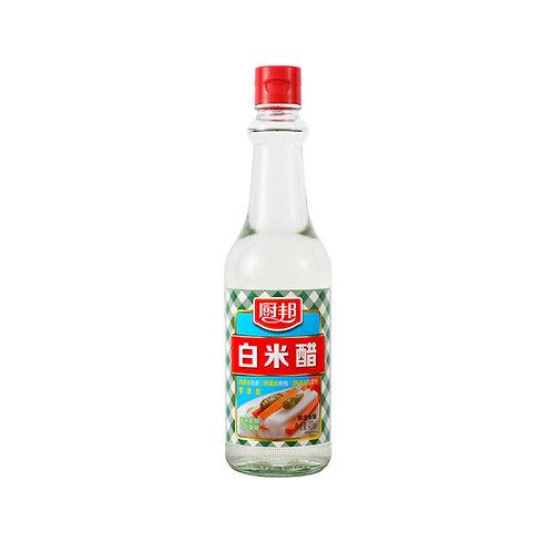 厨邦白米醋420ML