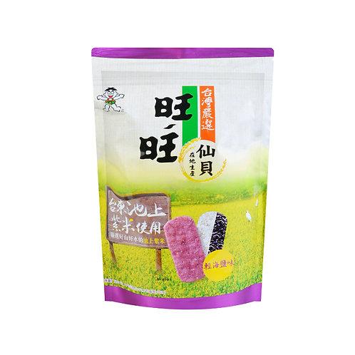 旺旺仙贝轻海盐味78G