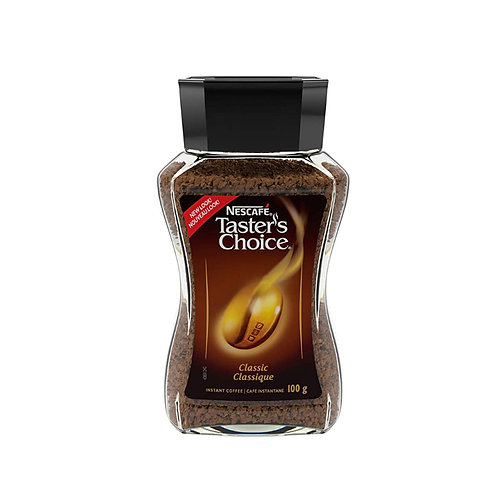 """Nescafe Tasters Choice Classic""	100g"