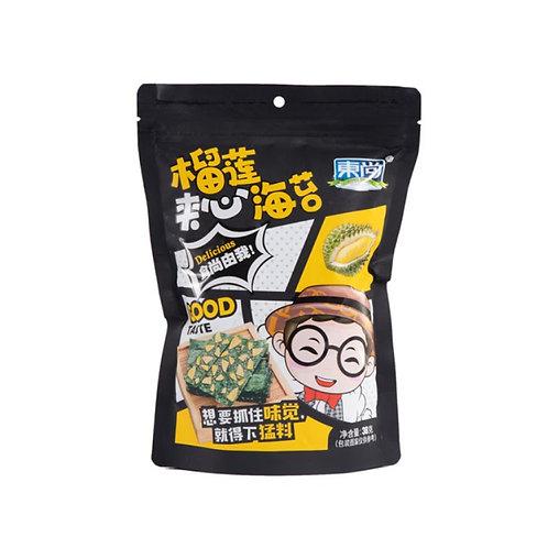 东尚榴莲夹心海苔38G