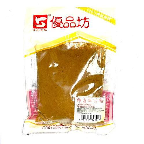 亚杰食品黄姜粉170G