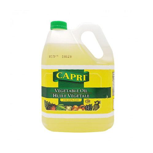 capri蔬菜油3L