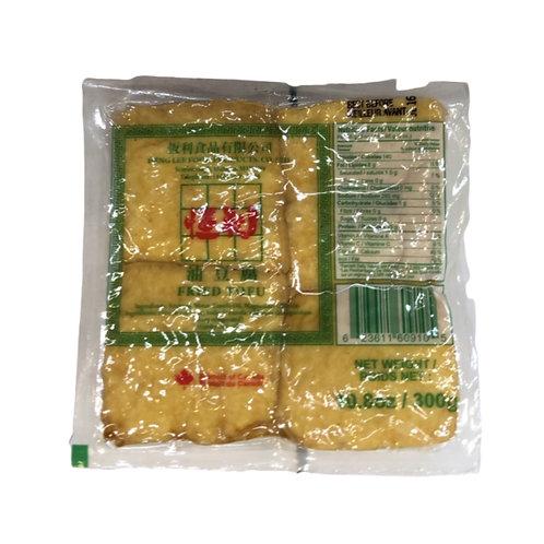 恒利油豆腐300g
