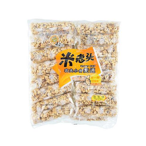 米老头麦通花生味400G