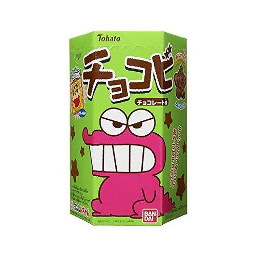 日本巧克力饼干25G