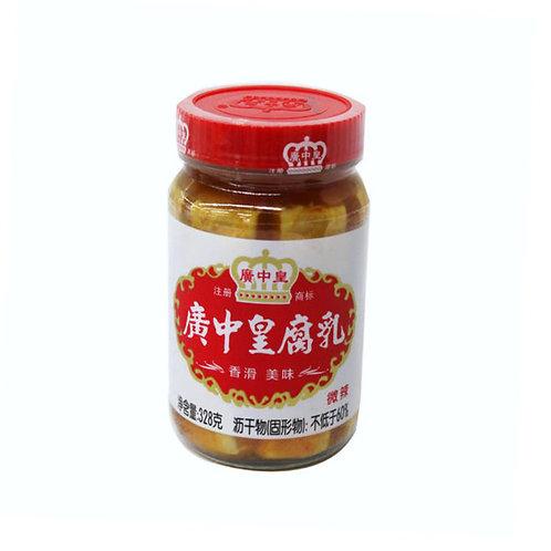 广中皇腐乳328g