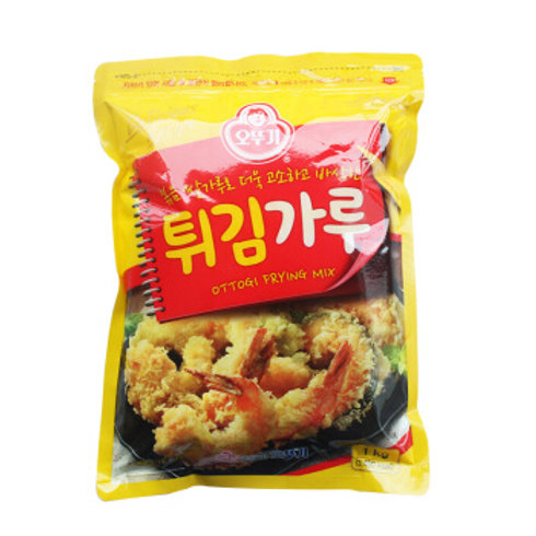 韩国炸虾粉1KG