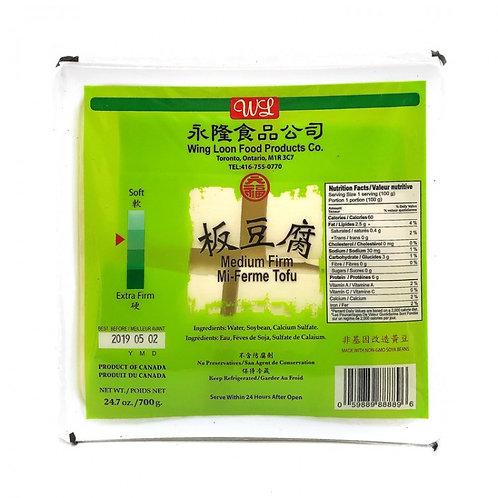永隆板豆腐700g