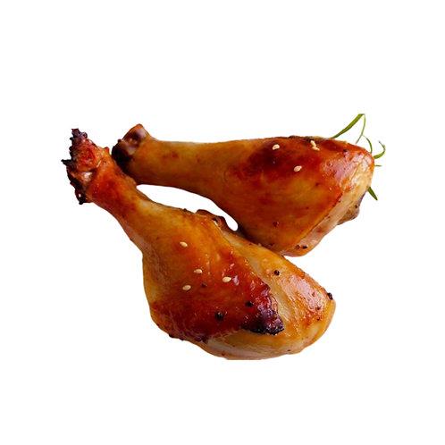 蜜汁/豉油烧鸡肶/份