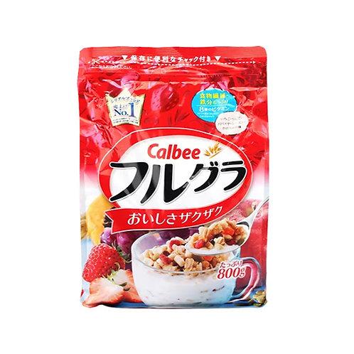 日本卡乐比水果麦片