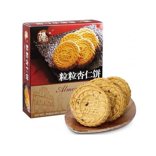 十月初五粒粒杏仁饼300G