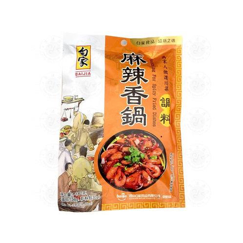 白家-麻辣香锅调料180G