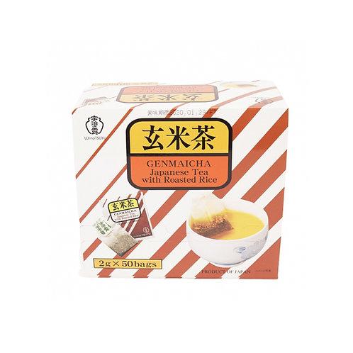 芋治之露玄米茶50*2g