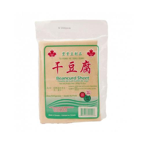 丰业干豆腐300g