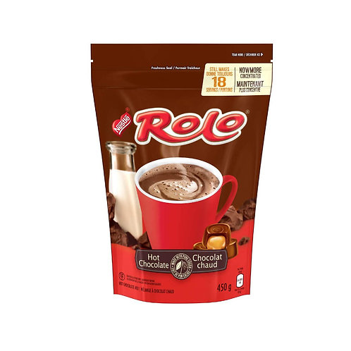 Rolo Hot Chocolate Mix	450g