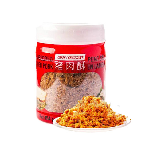 狮牌猪肉松/猪肉酥454g