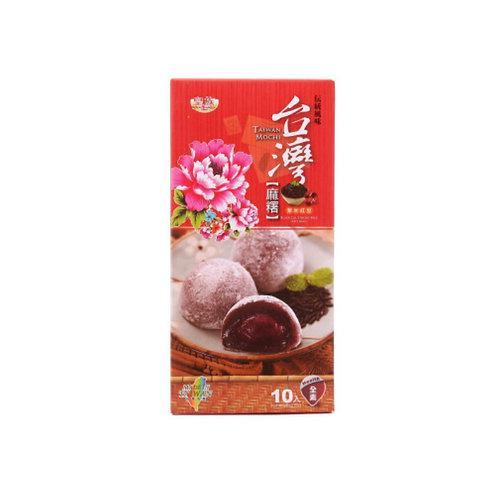 皇族台湾紫米红豆麻薯200G