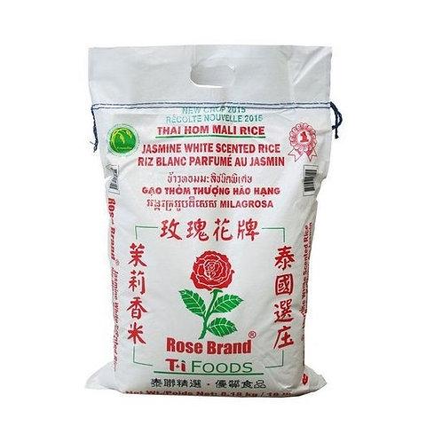 玫瑰花牌香米 18lb
