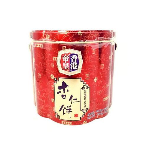 香港帝皇杏仁饼454G