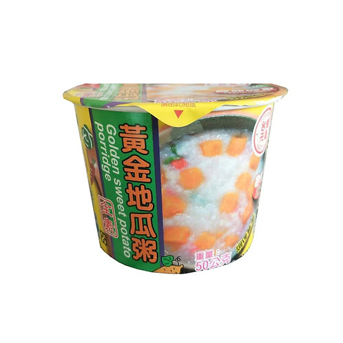 台湾元气黄金地瓜粥50g