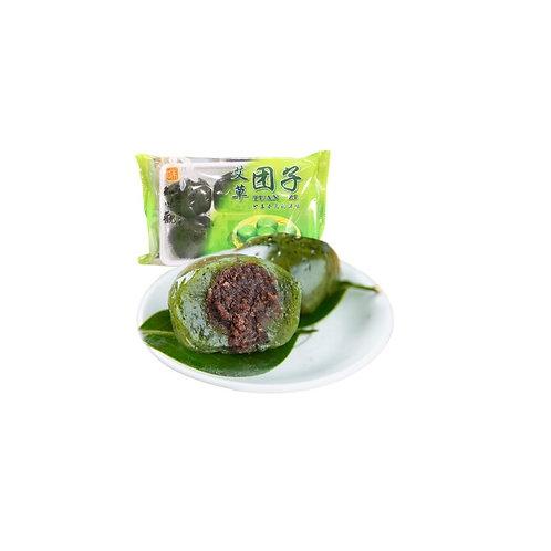 艾草豆沙青团420g