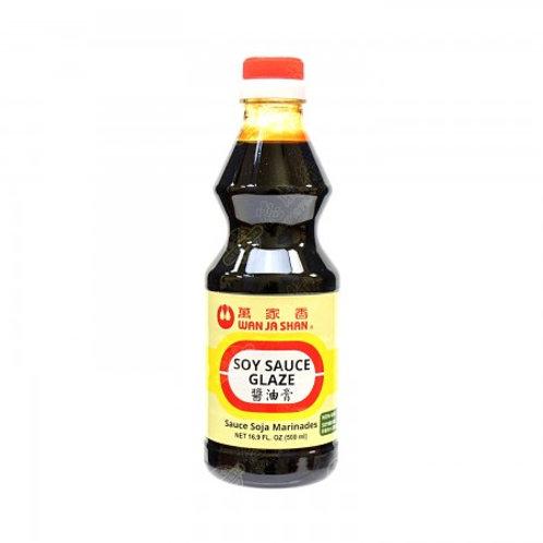 万家香酱油膏500ML