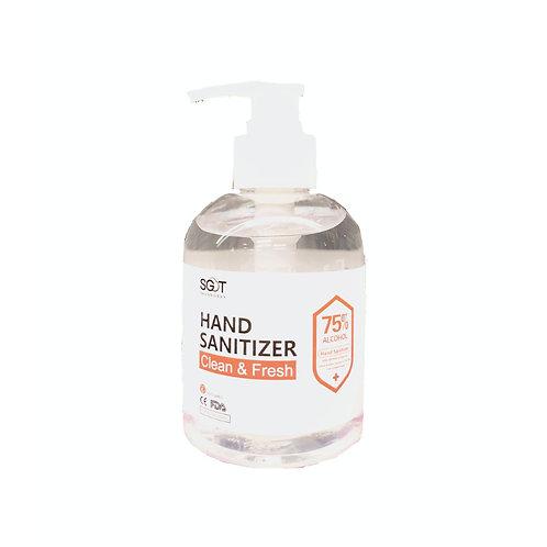 75%酒精洗手液500ml