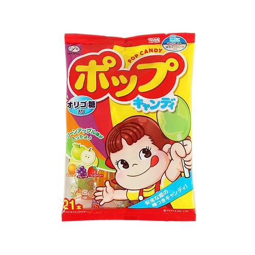 日本不二家棒棒糖121G