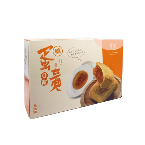 古道咸蛋黄Q饼168G