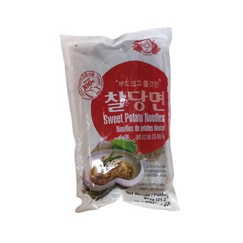 美林韩式地瓜粉条600G