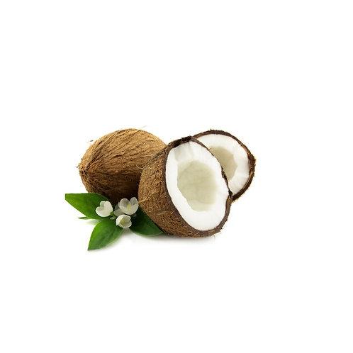 青吸管椰子